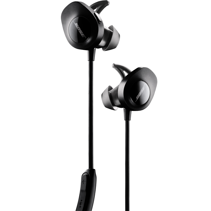 BOSE Soundsport wireless 颈挂式蓝牙耳机