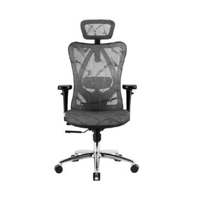 SIHOO 西昊 M57 人体工学电脑椅 灰色