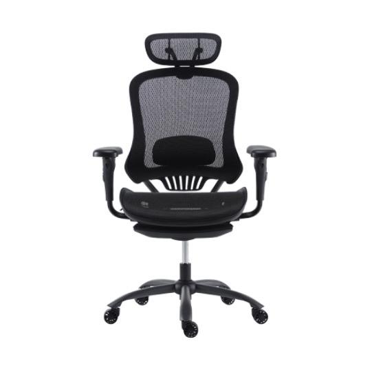 YANXUAN 网易严选 多功能人体工学电脑椅 升级款 黑色