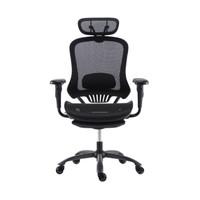 网易严选 多功能人体工学转椅 升级款(自行安装)