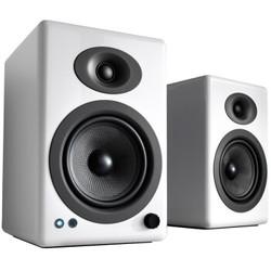 Audioengine 声擎 A5+ Wireless 高级书架式蓝牙音箱 北极白