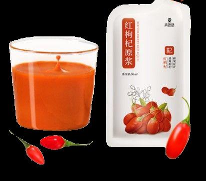 QINGYUANTANG 青源堂 枸杞汁原液 30ml*10袋