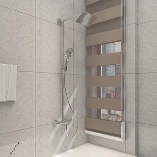 hansgrohe 汉斯格雅 26777007 双飞雨恒温浴缸龙头淋浴管 花洒套装