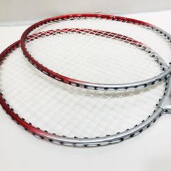 德比速 耐打耐用113羽毛球拍  -红色
