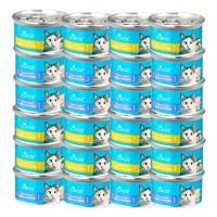 LORDE 里兜 猫罐头 混合口味 80g*24罐