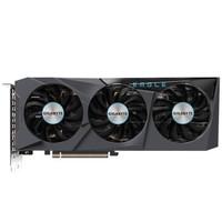 GIGABYTE 技嘉 GeForce RTX 3070 EAGLE猎鹰 游戏显卡 8GB