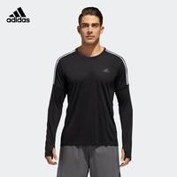 adidas 阿迪达斯   CZ8097 RUN 3S LS 男士跑步长袖T恤