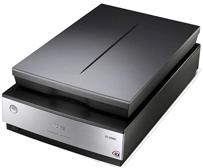EPSON 爱普生 GT-X980 A4平板式扫描仪