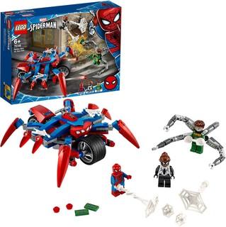 品质好东西 : LEGO 乐高 超级英雄 76148 蜘蛛侠大战章鱼博士
