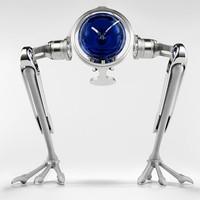 MB&F x L'éPéE 'Tom & T-Rex'機器人鐘表