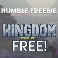 喜加一:HB商城免费领横版像素生存游戏《王国:经典版》