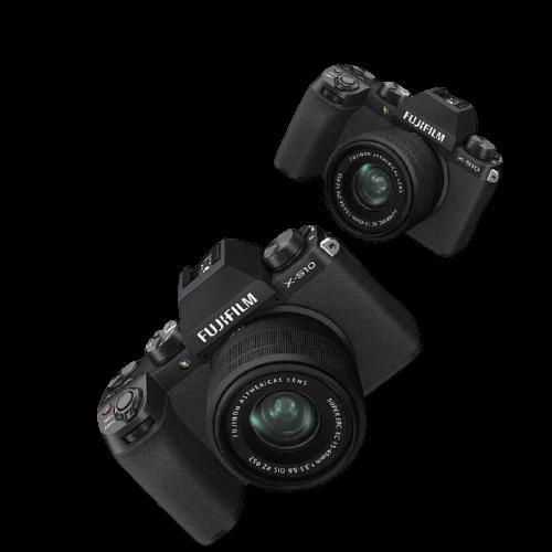 FUJIFILM 富士 X-S10 复古微单电数码照相机 套机 16-80mm 黑色