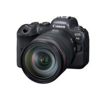 Canon 佳能 EOS R6 全画幅微单相机 USM套机 24-105mm F4 黑色