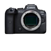 Canon 佳能 EOS R6 全画幅微单相机 黑色 单机身