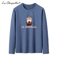 La Chapelle 拉夏贝尔 男士运动卫衣