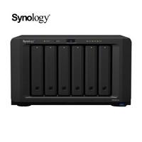 Synology 群晖 DS1621+ 6盘位 NAS网络存储服务器