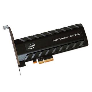 intel 英特尔 905P系列 固态硬盘 960GB PCI-E接口
