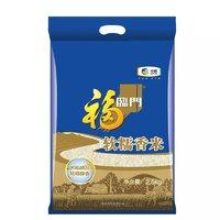 聚划算百亿补贴:福临门 软糯香米 2.5kg