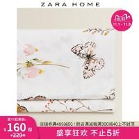 Zara Home 花卉印花上层床单 42155089999