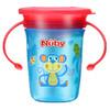 Nuby 努比 10410 tritan360°婴儿魔术杯 猴子 240ml