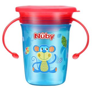 Nuby 努比 10410 tritan360°婴儿魔术杯