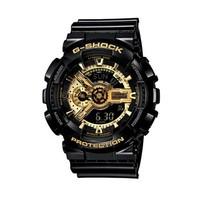 88VIP:CASIO 卡西欧 G-SHOCK系列 GA-110GB-1A  黑金多功能石英手表