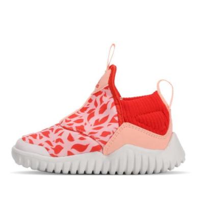 adidas 阿迪达斯 RapidaZen I 女婴童训练学步鞋 B96351 珊瑚粉 26.5