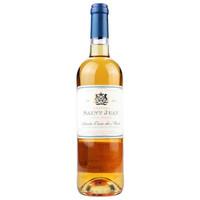 法国圣琪安城堡AOC级甜白葡萄酒圣克鲁瓦蒙产区原瓶进口12.5度赛美蓉长相思贵腐工艺酿造 单支装/750ml