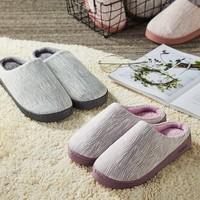 淘宝心选 8005676601768 男女款棉拖鞋