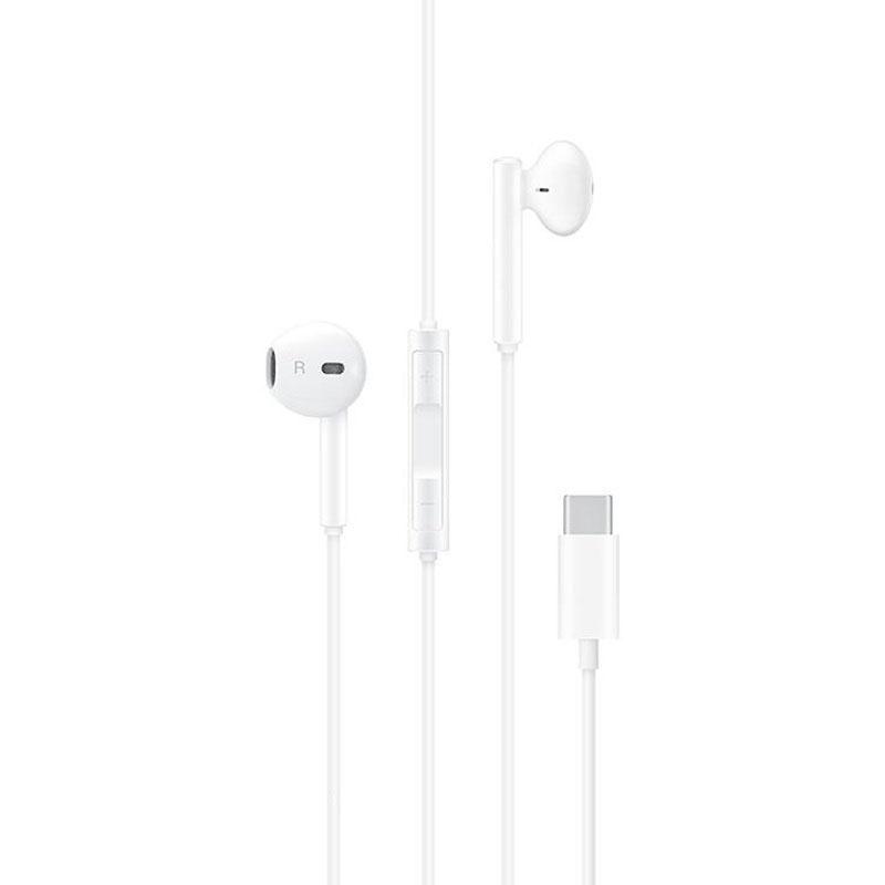 HUAWEI 华为 CM33 耳塞式耳机 Type-C接口 白色