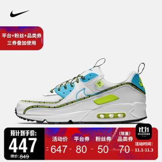 耐克 男子 NIKE AIR MAX 90 SE 运动鞋 CZ6419 CZ6419-100 43