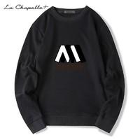 La Chapelle 拉夏贝尔 男款长袖卫衣