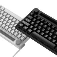 AJAZZ 黑爵 K620T 62键 双模机械键盘 RGB