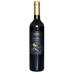 澳赛诗 澳洲原装原瓶进口红酒超级袋鼠西拉子赤霞珠 750ml +凑单品