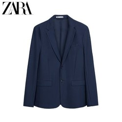 ZARA   02753500401 男士西装外套