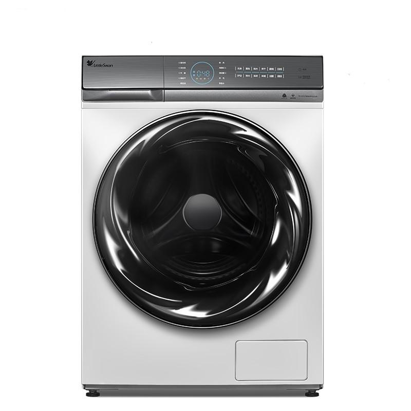 LittleSwan 小天鹅  TD100VT818WMUIAD5 洗烘一体机 洗10kg 烘7kg 极地白
