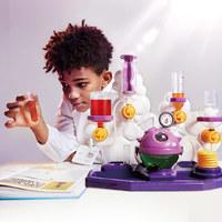 谁还不是个女汉子 篇三十二:陪娃的欢乐时光,科学罐头泡泡科学实验玩具