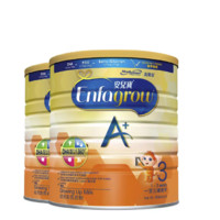 88VIP:MeadJohnson Nutrition 美赞臣  港版安儿宝A 婴儿奶粉 3段 900g*2罐