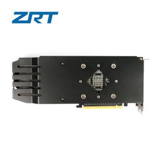 智锐通(ZRT)AMD R9 Fury 4G全新显卡 性能跑分高于RX580-2048SP吃鸡游戏  R9 Fury  4G