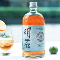 入门级日式威士忌喝哪款?不如尝尝明石蓝标