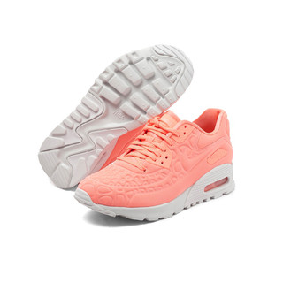 NIKE 耐克 Air Max 90 Ultra Plush 女士跑鞋 844886-600 粉色 35.5