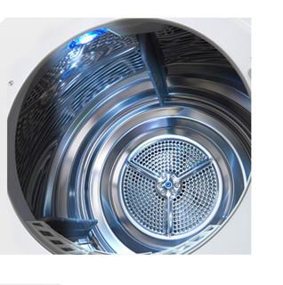 LG 乐金 RC90V9AV4W 双变频热泵干衣机 9kg