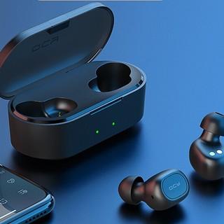 QCY T1S 升级版 蓝牙耳机 黑色