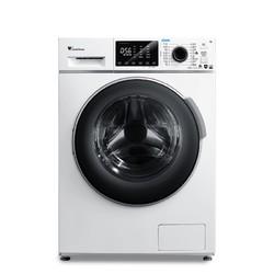 LittleSwan 小天鹅 水魔方系列 TG100VT86WMAD5 滚筒洗衣机 10kg 白色