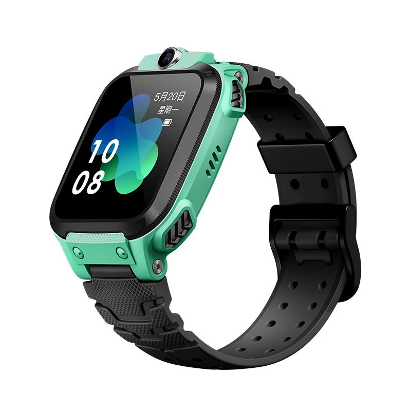 小天才 4200系列 Z5A 智能手表 1.41英寸 LTE版 绿色
