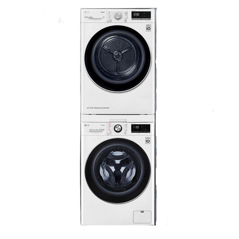 LG FCV13G4W RC90V9AV4W 洗烘套装