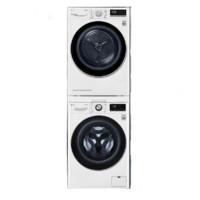 20日预售:LG FCV13G4W RC90V9AV4W 洗烘套装