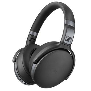 SENNHEISER 森海塞尔 HD 4.40BT 耳罩式头戴式蓝牙耳机 黑色