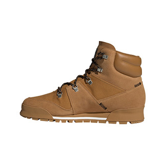 adidas 阿迪达斯 Terrex Snowpitch CW 男士休闲运动鞋 FV5353  棕色 42