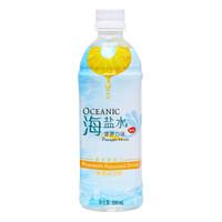 杨协成 菠萝味海盐水 500ml*24瓶 新加坡品牌 原装进口 夏季清凉饮品